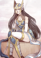 The Lady of Light (Lords of Sovereign) by Lionel23
