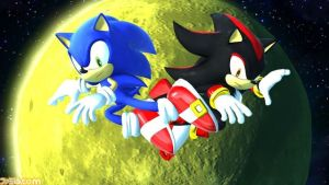 Sonic G. SA2 Pose by Silversonicvxd