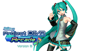 -MMD- Project DIVA Arcade Version B by KasugaKaoru