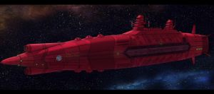 Axis Fleet Command Dreadnought Commission by AdamKop