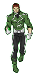 Guy Gardner by Georgel-McAwesome