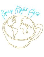 Brew Right Cafe by darkmuffinsouls