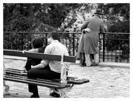 phoney love in paris by claytes