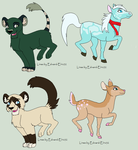 Cheap Adopts! by FoxCatcher