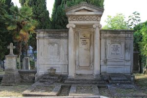 Pula cemetery Stock 21 by Malleni-Stock