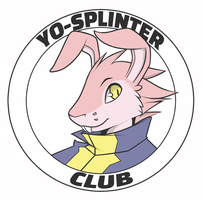 Yo-Splinter Club by WulfTrigger