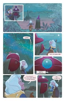 North Page 7 by michaeldoig