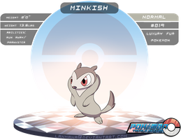 #019: Minkish by Lanmana