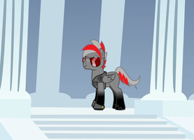 Angel\'s colt. by wolf12832