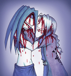 You Make Me Bleed by StitchedUpZombie