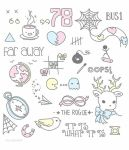 Louis' tattoos by milamint