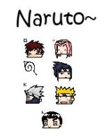Naruto Clickers by MiniLeiProductions