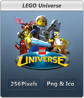 LEGO Universe - Icon by Crussong
