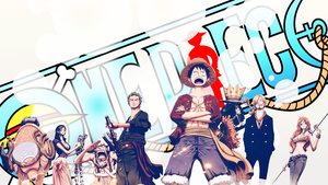 Wallpaper One Piece by wakka256