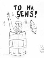 TO MA SENS by RicSimane