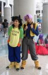 DBZ Cosplay - end of z 2 by TechnoRanma