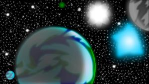 Planet Number 1 by foxthefoxx