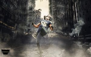 Cliff Avril Wallpaper by AMMSDesings