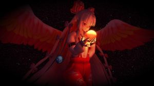 Incandescent Immortal by PachiPachy