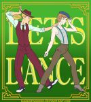 Let's Dance the Second by rassafraggin