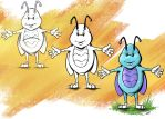 Snuggle Bugz by Robert Marzullo by ramstudios1