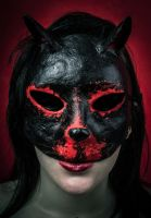 Cat mask by pwcca87