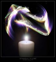 Eternal Flame by trinity-77