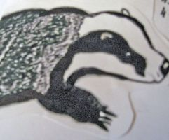 badger by NivaLis7