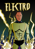 Electro by isreal8nc