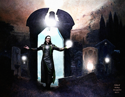 Loki - The Dark World VIII by AdmiralDeMoy