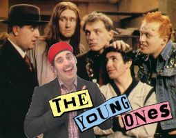 Dalek44 - The Young Ones Review Title Card by Dalek44