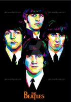 The Beatles by gilar666