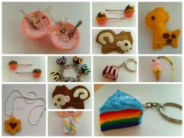 For Sale: An assortment of new things. by Luna-Goodies
