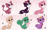 Kittens adoptables -offer to adopt (Open ) by Kaite54854