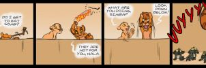 What are you doing, Simba? Part 3 by Juffs