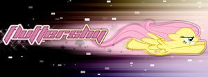 Fluttercover (Fluttershy Facebook Cover) by GinoTotman