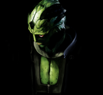 Mass Effect 2 - Thane by VienneseWafers