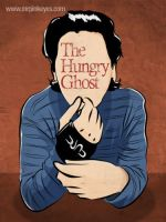 The Hungry Ghost by mr-pink-eyes
