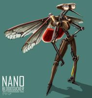 Nano Bloodsucker by freakyfir