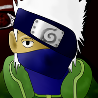 Kakashi (By Spirit) by Spirit-Moon-Dawn