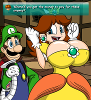 Daisy Implants by HyperFlannel