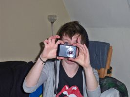 Photo of a photo by serialphotographer
