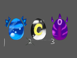 Fresh new eggs for sell!(open) by 11newells