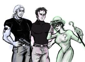 Riddle me this, boys by jcho