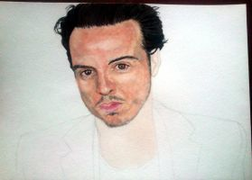 Andrew Scott Will never be finished by Evil---Angel