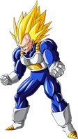 Super Vegeta by Dony910