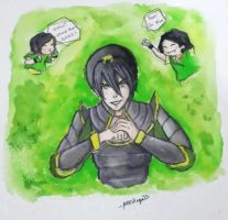 Go Mama Toph!! by PentaghastRogue