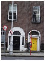 An other door in Dublin by entrepot