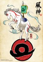 2014 - Year of the Horse - Kazegami by Sanatio