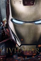 Marvel's Civil War Iron Man Justice Poster by Enoch16